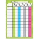 Ashley Magnetic Dry Erase Chore Chart