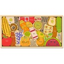 BeginAgain Toys Alphabites A to Z Wooden Puzzle
