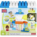 Mega Bloks Skybright Airport Play Set