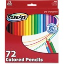 RoseArt 72-Count Colored Pencils