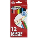 RoseArt Pre-Sharpened 12 Colored Pencils