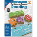 Carson-Dellosa Grade 4 Evidence-Based Reading Workbook Education Printed Book for Art