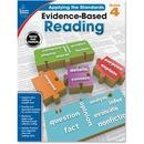 Carson-Dellosa Grade 4 Evidence-Based Reading Workbook Printed Book