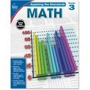Carson-Dellosa Grade 2 Applying the Standards Math Workbook Education Printed Book for Mathematics