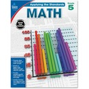 Carson-Dellosa Grade 5 Applying the Standards Math Workbk Education Printed Book for Mathematics