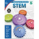 Carson-Dellosa Grade 5 Applying the Standards STEM Workbk Education Printed Book for Science