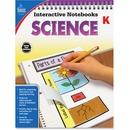 Carson-Dellosa Grade K Science Interactive Notebook Interactive Education Printed Book for Science