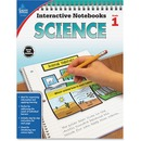 Carson-Dellosa Grade 1 Science Interactive Notebook Interactive Printed Book