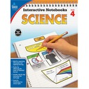 Carson-Dellosa Grade 4 Science Interactive Notebook Interactive Education Printed Book for Science