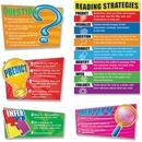 Carson-Dellosa Reading Strategies Bulletin Board Set
