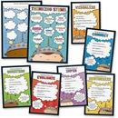 Carson-Dellosa Thinking Stems Bulletin Board Set