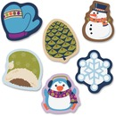 Carson-Dellosa Winter Mix Mini Cut-outs