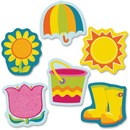 Carson-Dellosa Spring Mix Mini Cut-outs