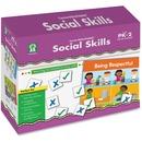 Carson-Dellosa Grade PreK-2 Social Skills File Folder Game