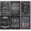 Creative Teaching Press Inspire U Chalk Poster 6pk