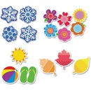 "Creative Teaching Press Seasonal 3"" Cut-outs"
