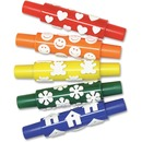 Creativity Street Set A Foam Pattern Rolling Pins