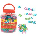 Pacon Wonderfoam Consonant Blends Magnetic Letters