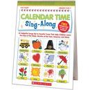 Scholastic Res. Pre K-1 Calendar Sing-A-Long Set