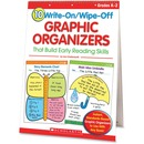 Scholastic Res. Grade K-2 Write/Wipe Reading Flip Chart