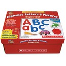 Scholastic Res. Pre K-1 Letters/Pictures Super Set