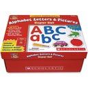 Scholastic Res. Pre K-1 Letters/Pictures Super Set