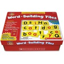 Scholastic Res. Pre K-2 Word-Building Tiles Tool Box