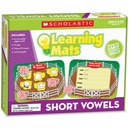 Scholastic Res. Short Vowels Learning Mats