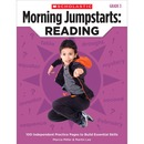 Scholastic Res. Grade 3 Jump Starts Reading Book Education Printed Book for Mathematics by Martin Lee, Marcia Miller - English