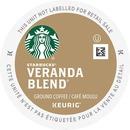 Starbucks Veranda Blend Coffee K-Cup