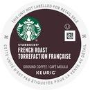 Starbucks French Roast Coffee K-Cup