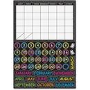 Ashley Chalkboard Design Calendar Set