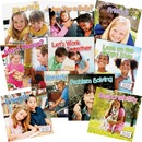 Teacher Created Resources Little World Social Skills Set Education Printed Book