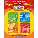 Teacher Created Resources Gr1-2 Project-based STEM Book Education Printed Book for Science/Technology/Engineering/Mathematics