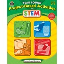 Teacher Created Resources Gr2-3 Project-based STEM Book Education Printed Book for Science/Technology/Engineering/Mathematics