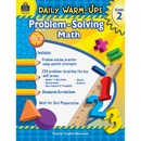 Teacher Created Resources Gr 2 Daily Math Problems Book Printed Book
