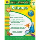 Teacher Created Resources Gr 3 Daily Science Workbook Education Printed Book for Science