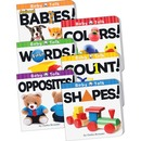Teacher Created Resources Baby Talk Board Book Set Education Printed Book by Charles Reasoner