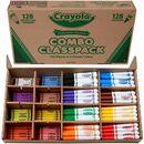 Crayola Crayons/Markers Combo Classpack