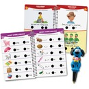 Hot Dots Kindergarten Reading Set Interactive Education Printed Book Interactive Printed Book