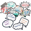 Roylco Laminated Speech Bubbles