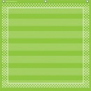 Teacher Created Resources Lime Dots 7-pocket Chart
