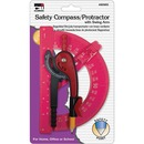 CLI Swing Arm Safety Compass/Protractor