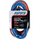 Aurora Tools XC502 All Weather TPE-Rubber Extension Cords With Light Indicator