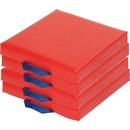 ECR4KIDS 4-Piece Square Carry Me Cushion
