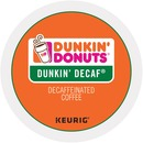 Dunkin' Donuts Decaf Coffee K-Cup