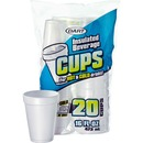 Dart Insulated 16 oz. Beverage Cups