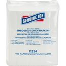 Genuine Joe 1-ply Embossed Lunch Napkins