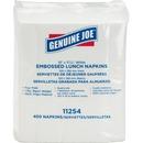Genuine Joe 1-ply Embossed Lunch Napkins