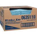 Scott WypAll X80 Blue Foodservice Towels